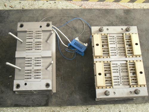 32-cavity Round Dripper Mould with Semi Hot Runner