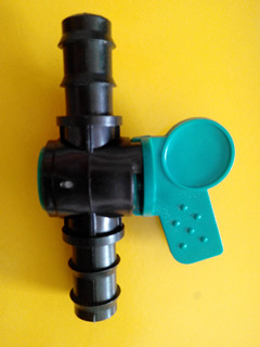 Connector Valve for Pipe