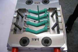 Pipe Fitting Mould 1
